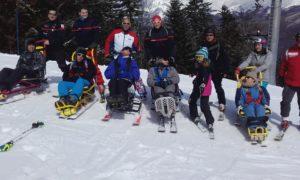 ski accessible pour handicapés handi ski
